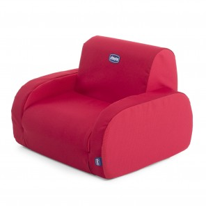 Poltroncina Twist Chicco red