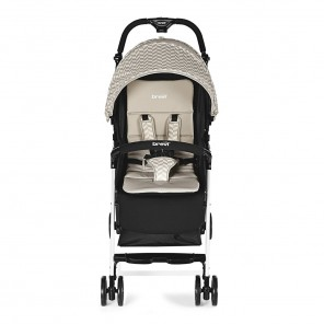 Passeggino Mini Large Brevi beige tweed