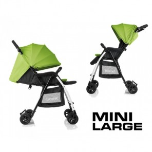 Passeggino Mini Large Brevi Verde Mela